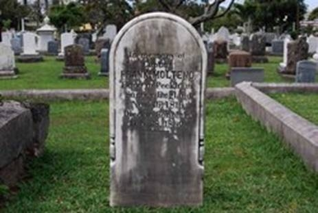 frank-molteno-hawaii-brother-of-j-c-molteno-grave-in-hawaii-1860s