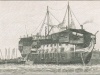 HMS-bellerophon-convict-hulk-the-original-hms-bellerophons-fate