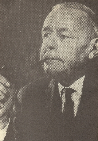 donald-molteno-portrait-with-pipe-early-1960s