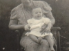 gladys-molteno-with-youngest-son-julian-1940