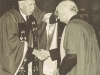 harry-molteno-receiving-honorary-doctorate-1965