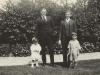 john-molteno-and-three-of-his-children-1950s