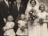 loveday-molteno-denis-winton-at-their-wedding-gillian-ferelith-fiona-molteno-bridesmaids-glen-lyon-1946