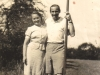 malcolm-molteno-and-his-wifethelma-nee-henderson-punting-river-cherwell-oxford-c-1943