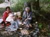 margaret-murray-nee-molteno-with-caroline-murray-and-two-grandchildren-c-1958