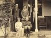 may-dr-freddy-parker-left-margaret-molteno-george-murray-olive-schreiner-at-trevaldwyn-june-1916