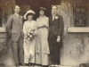 may-murrays-wedding-to-dr-freddy-parker-palace-court-george-margaret-islay-jervis-24-march-1915