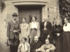 percy-margaret-kathleen-murray-rev-athol-gordon-bessie-2-unidentified-back-row-islay-bisset-jervis-front-glen-lyon-sep-1914