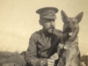 wilfred-henderson-w-his-dog-boy-while-interned-in-groningen-summer-1916