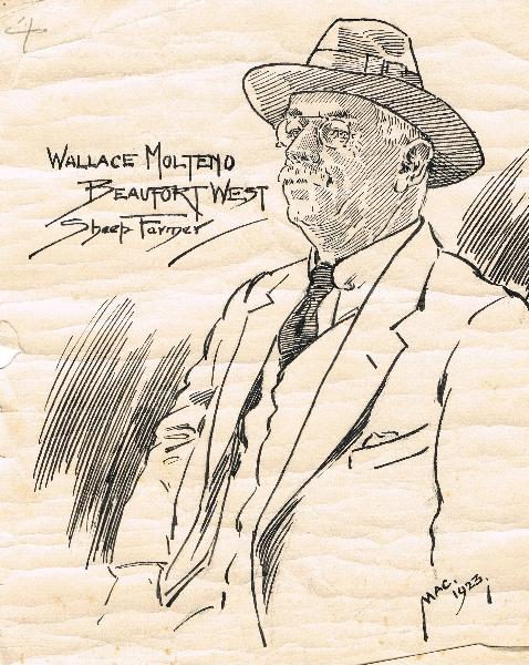 wallace-molteno-sheep-farmer-sketch-1923