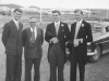 arthur-williamson-with-pook-left-at-his-son-deneyss-wedding-john-mike-gibbs-best-man-bloemfontein-1953