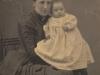 bessie-moltenowith-her-first-child-charlie-1890