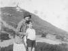 carol-williamson-nee-molteno-with-her-son-deneys-at-cape-point-1936