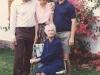 carol-williamson-with-her-3-offspring-deneys-margaret-and-pook-1980s