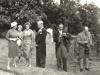 caroline-murray-nee-craig-loveday-blaikie-patrick-murray-hans-blixen-hamish-blaikie-at-penelope-moltenos-wedding-to-claes-lewenhaupt-1959