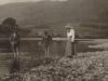 glen-lyon-peters-pool-mrs-selous-w-the-boys-1913